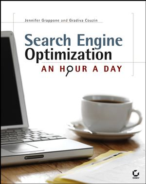 Search Engine Optimization: An Hour a Day (0471787531) cover image
