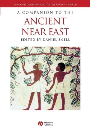 A Companion to the Ancient Near East (0631232931) cover image