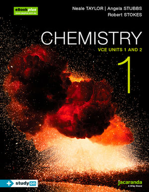 Chemistry 1 VCE Units 1 and 2 & eBookPLUS