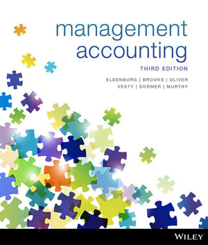 Management Accounting 3e WileyPLUS Learning Space