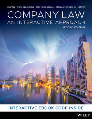Company Law: An Interactive Approach, 2nd Edition