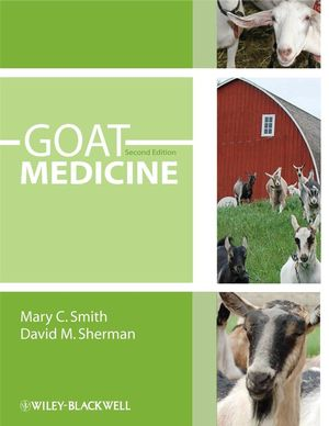 Goat Medicine, 2nd Edition (0781796431) cover image
