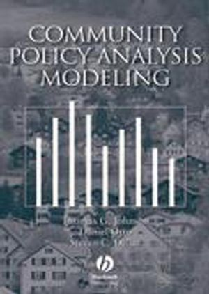 Community Policy Analysis Modeling