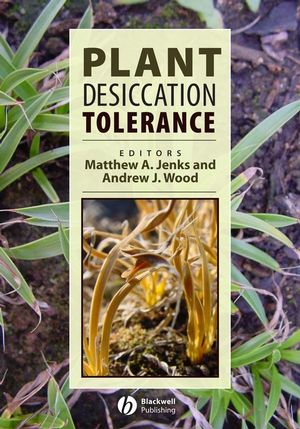 Plant Desiccation Tolerance (0813812631) cover image