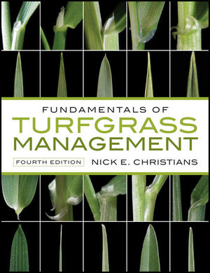 Fundamentals of Turfgrass Management, 4th Edition (1118025431) cover image