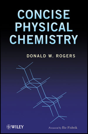 Concise Physical Chemistry (1118102231) cover image