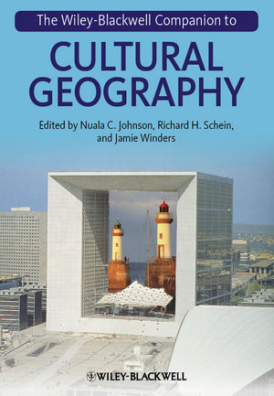 The Wiley-Blackwell Companion to Cultural Geography (1118384431) cover image