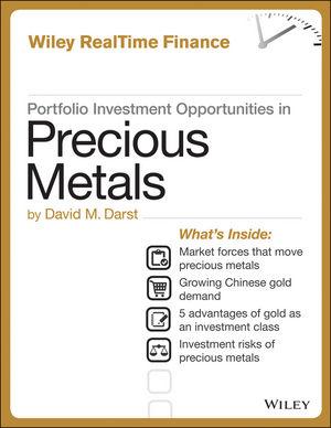 Portfolio Investment Opportunities in Precious Metals