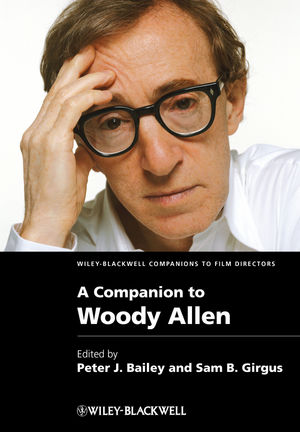 A Companion to Woody Allen (1118514831) cover image