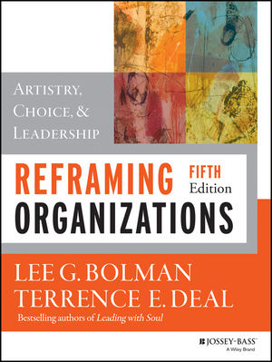 reframing organizations chapter 3 Reframing organizations, 4th ed jane dever chapter 11: organizations as political arenas and 3 studies asked.