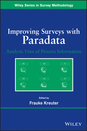 Improving Surveys with Paradata: Analytic Uses of Process Information (1118591631) cover image