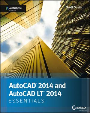 AutoCAD 2014 Essentials: Autodesk Official Press (1118755731) cover image