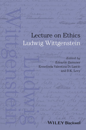 Lecture on Ethics (1118887131) cover image