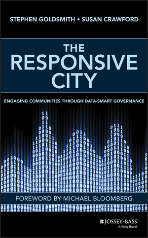 The Responsive City: Engaging Communities Through Data-Smart Governance (1118910931) cover image
