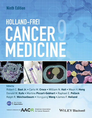 Holland-Frei Cancer Medicine, 9th Edition (1119000831) cover image
