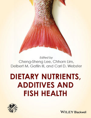 Dietary Nutrients, Additives and Fish Health (1119005531) cover image