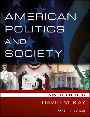 American Politics and Society, 9th Edition (1119167531) cover image