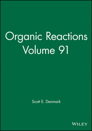 Organic Reactions, Volume 91 (1119281431) cover image