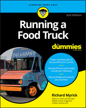 Running a Food Truck For Dummies, 2nd Edition