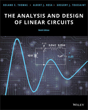 The Analysis and Design of Linear Circuits, Enhanced eText, 9th Edition