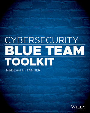 Book Cover Image for Cybersecurity Blue Team Toolkit