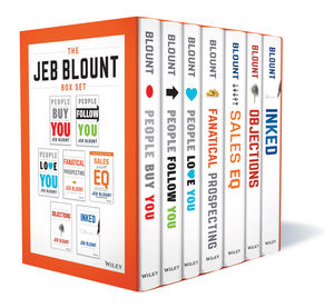 The Jeb Blount Box Set Wiley
