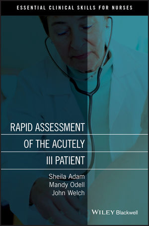Rapid Assessment of the Acutely Ill Patient (1405169931) cover image
