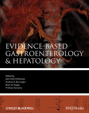 Evidence-Based Gastroenterology and Hepatology, 3rd Edition (1405181931) cover image