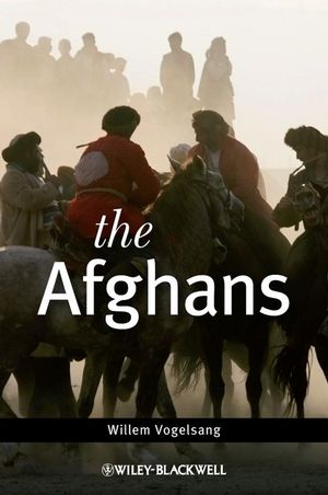 The Afghans (1405182431) cover image