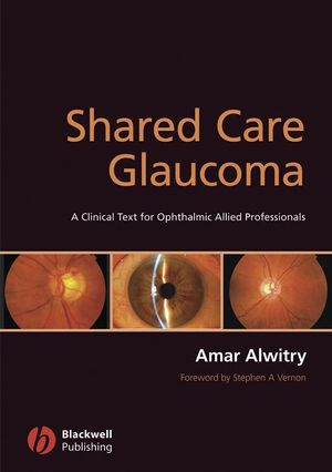 Shared Care Glaucoma (1444309331) cover image
