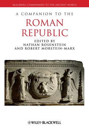 A Companion to the Roman Republic (1444334131) cover image