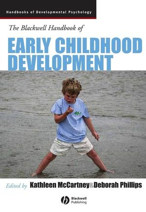 The Blackwell Handbook of Early Childhood Development (1444357131) cover image