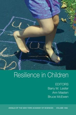 Resilience in Children, Volume 1094 (1573316431) cover image