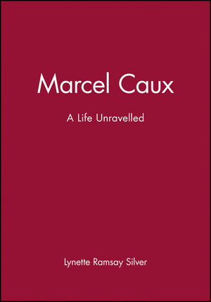 Marcel Caux: A Life Unravelled (1740311531) cover image
