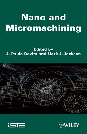Nano and Micromachining (1848211031) cover image