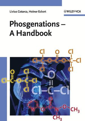 Phosgenations: A Handbook (3527298231) cover image