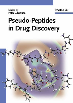 Pseudo-peptides in Drug Discovery (3527306331) cover image