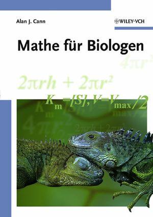 Mathe für Biologen (3527311831) cover image