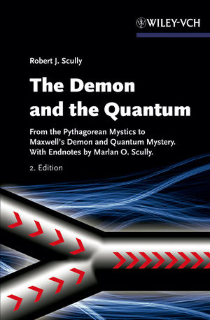 The Demon and the Quantum, 2nd Edition (3527409831) cover image