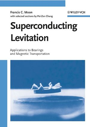 Superconducting Levitation: Applications to Bearing and Magnetic Transportation (3527617531) cover image