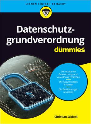 Datenschutzgrundverordnung fur Dummies