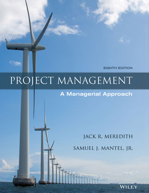 Project Management: A Managerial Approach: 8th Edition (EHEP002031) cover image