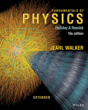 Fundamentals of Physics Extended, 10th Edition (EHEP002531) cover image