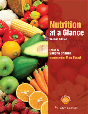 Nutrition at a Glance, 2nd Edition (EHEP003431) cover image