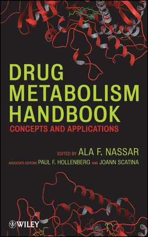 Drug Metabolism Handbook: Concepts and Applications (0470118032) cover image