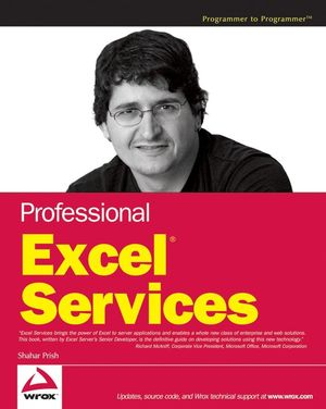 Professional Excel Services (0470171332) cover image