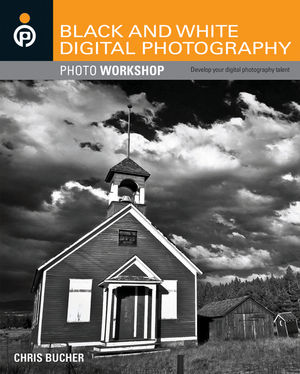 Book Cover Image for Black and White Digital Photography Photo Workshop