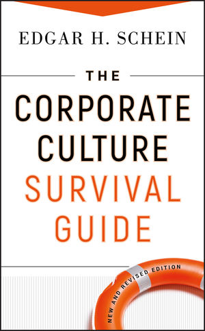 The Corporate Culture Survival Guide, New and Revised Edition (0470494832) cover image