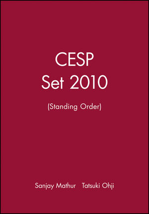 CESP Set 2010 (Standing Order) (0470594632) cover image