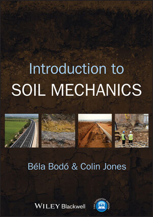 Wiley introduction to soil mechanics b la bod colin jones for Soil as a resource introduction